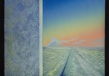 antje-veldstra-serie-hindeloopen-ochtendgloren-en-ijsbloemen