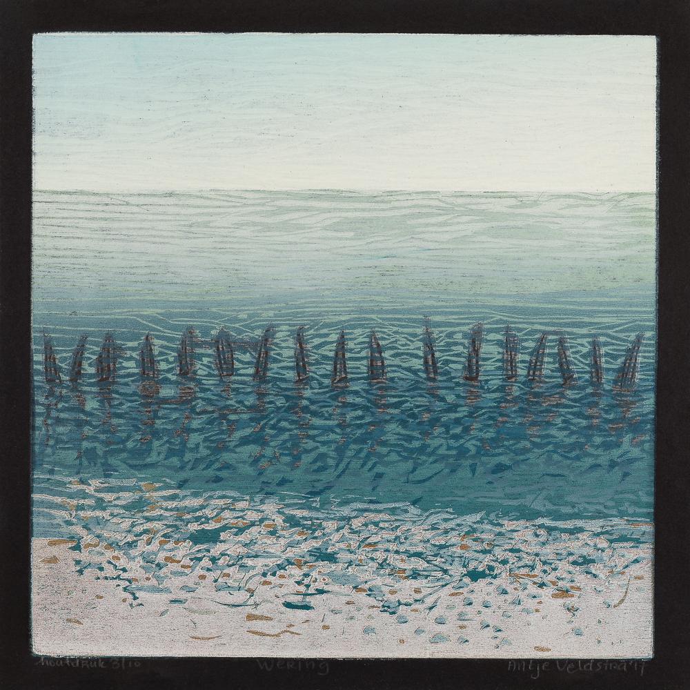 Wering, 2016, 20 x 20 cm