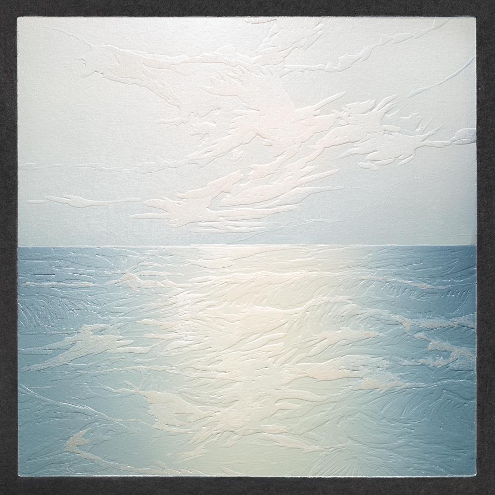 Het ultieme licht, 2017, 38 x 38 cm